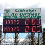 LED GAA Scoreboard 8 Digit