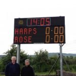 LED GAA Scoreboard 8 Digit 2