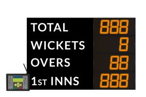 LED Electronic Cricket Scoreboard
