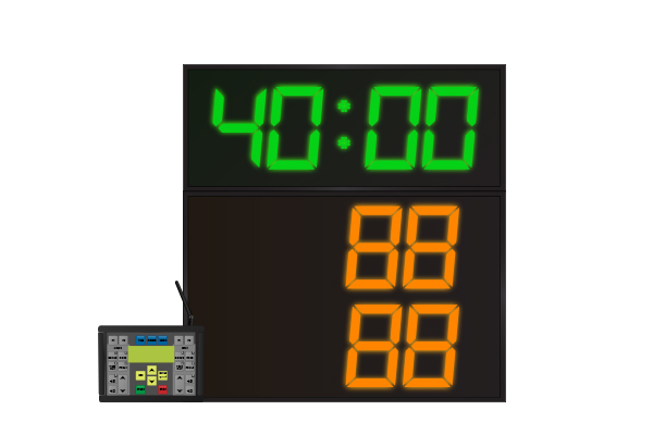 led rugby scoreboard rs 1