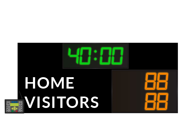 led rugby scoreboard rs 2