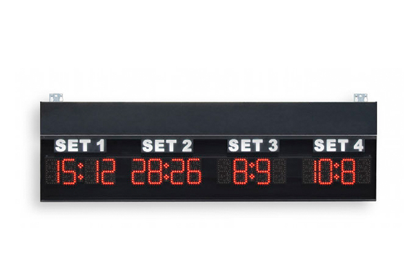 LED Electronic Tennis Scoreboard