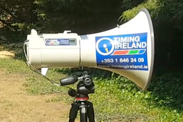 Timing Ireland - Start Gun & Speaker System for Athletics