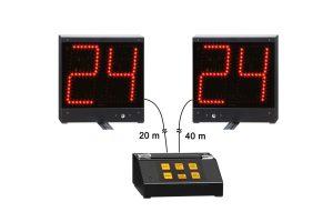 basketball shot clock 24s