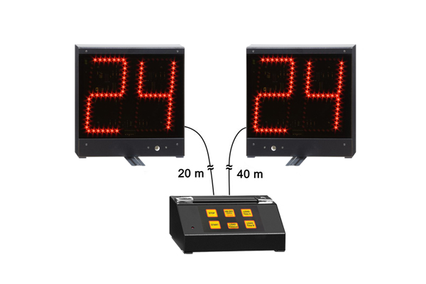basketball shot clock 24s