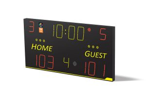 LED Basketball Scoreboard