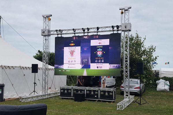 Timing Ireland Big Screen Hire For Indoor Amp Outdoor Events