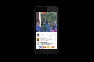 social media live streaming service
