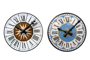 tower clock dial hands systems