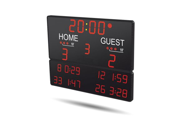 ice hockey scoreboard ti-6015hk