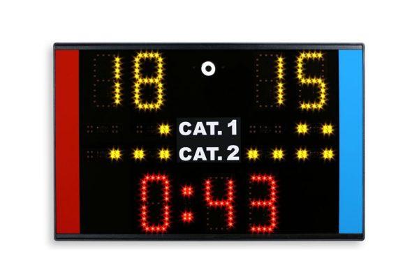 tabletop karate scoreboard 1