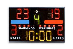 tabletop kickboxing scoreboard 1