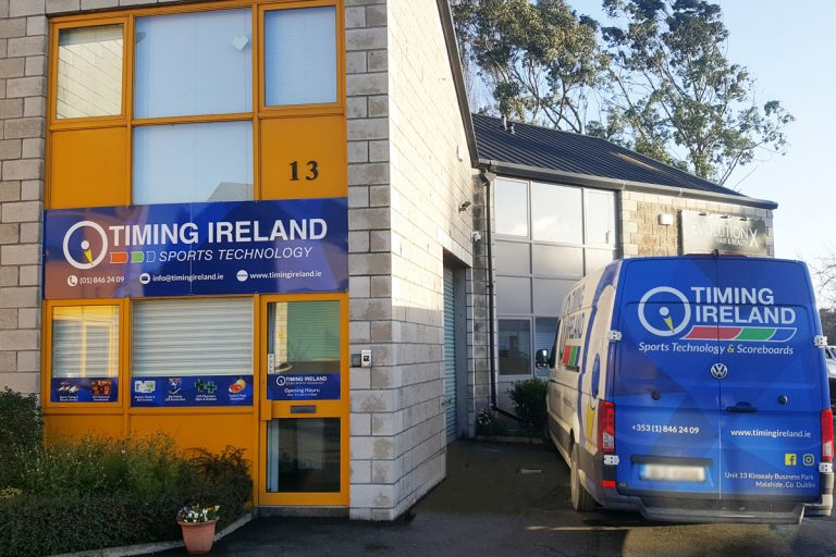 timing ireland office warehouse unit