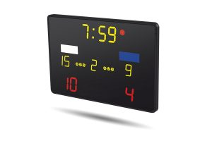 water polo scoreboard ti-6120wp