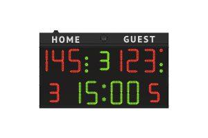 water polo scoreboard ti-50h25 1