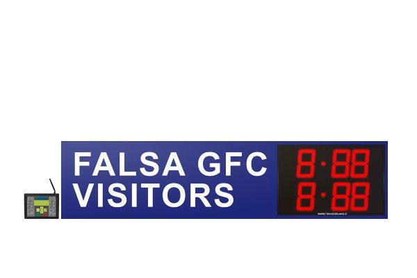 led gaa scoreboard gs-1 2