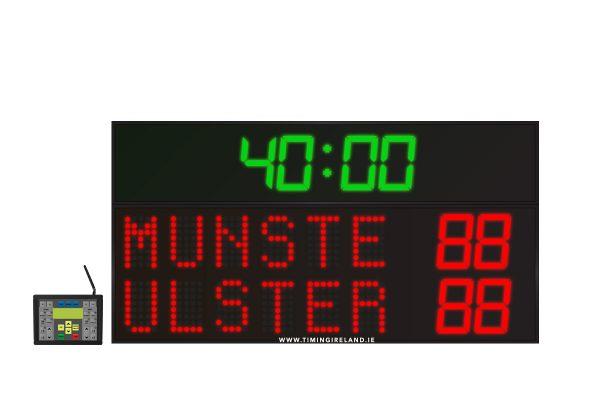 led rugby soccer hockey scoreboard rg 6