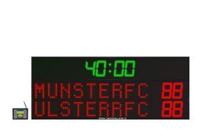 led rugby soccer hockey scoreboard rg 9