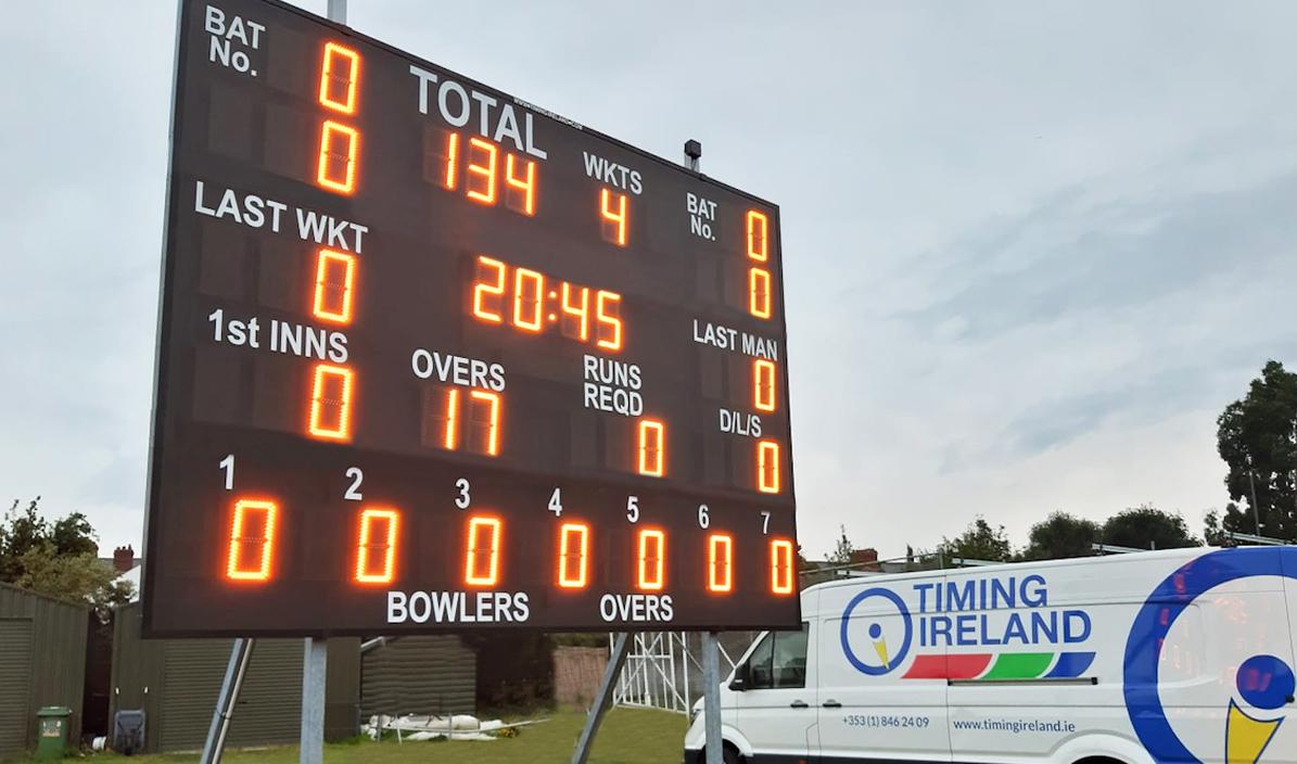 ymca cricket scoreboard slide