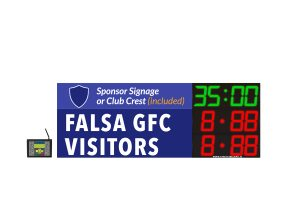 led gaa scoreboard gs 2 2020
