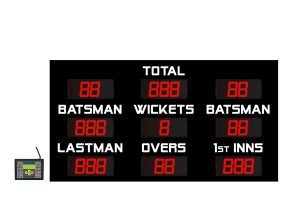 led cricket scoreboard cs-2