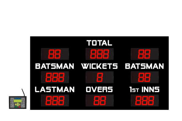 led cricket scoreboard cs-2