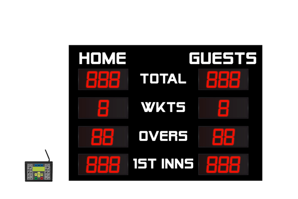 led cricket scoreboard cs-3