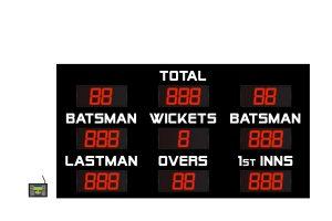 led cricket scoreboard cs-4