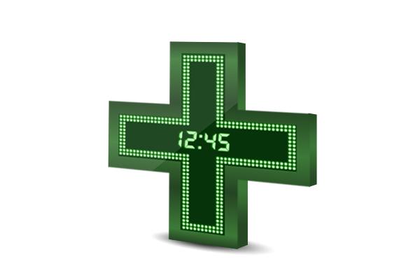 LED pharmacy cross PM2LSAT